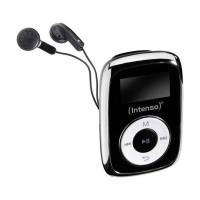 MP3 плейър Intenso MUSIC MOVER 8GB, черен