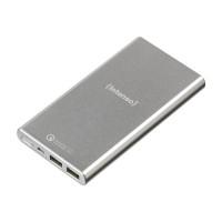 Бързозарядна външна батерия Intenso Q10000, 10000mAh, сива