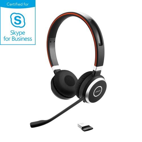 Jabra Evolve 65 Stereo MS Bluetooth